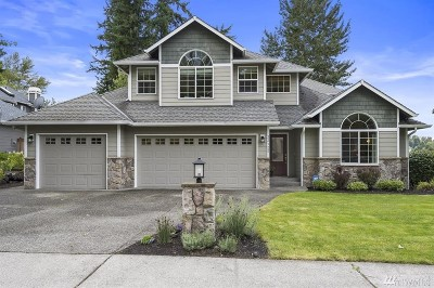 Federal Way Single Family Home For Sale: 33125 42nd Place SW