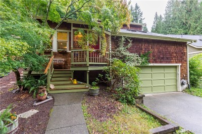 Bellingham Single Family Home For Sale: 406 Sudden Valley Dr