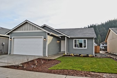 Centralia Single Family Home For Sale: 290 S Gold St