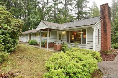 Single Family Home For Sale: 17560 174th Ave NE