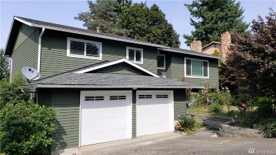 King County Single Family Home For Sale: 3520 SW 328th Place