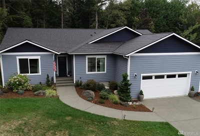 Port Ludlow Single Family Home For Sale: 25 Sparrow Ct