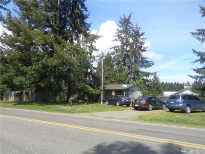 Thurston County Single Family Home Contingent: 5912 193nd Ave SW
