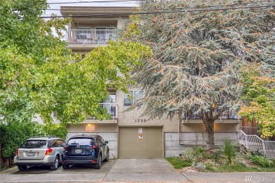 King County Condo/Townhouse For Sale: 1738 NW 58th St #101