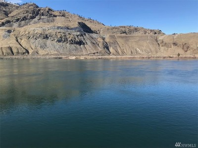 Douglas County, Chelan County Residential Lots & Land For Sale: 135 N Shore Dr