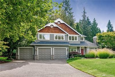 Single Family Home For Sale: 21433 NE 143rd St
