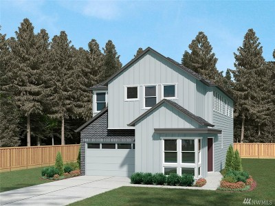 Sammamish Single Family Home For Sale: 24602 NE 13th (Homesite 20) Place