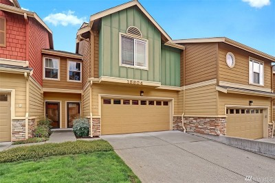 Lynnwood Single Family Home For Sale: 18604 36th Ave W #C