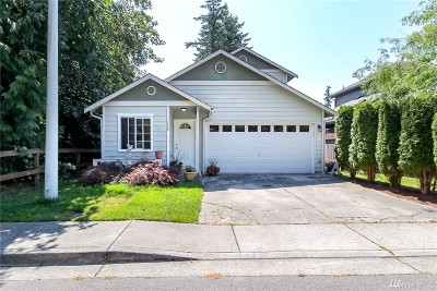 Everett Single Family Home For Sale: 1716 96th St SW