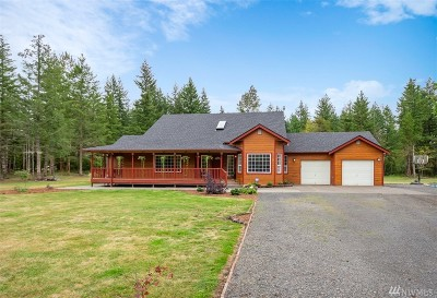 Winlock Single Family Home For Sale: 261 Bremgartner Rd