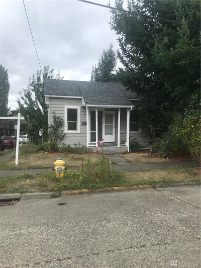 Bremerton Single Family Home For Sale: 803 Cogean Ave
