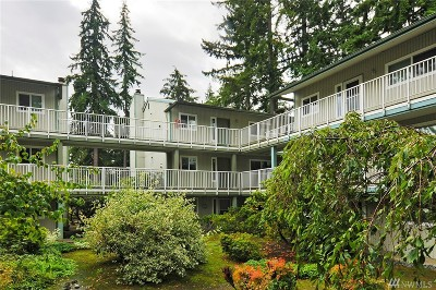 Lynnwood Condo/Townhouse For Sale: 5808 200th St SW #B