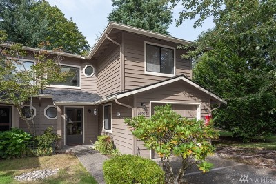 Redmond Single Family Home For Sale: 15916 NE 42 St #19 C