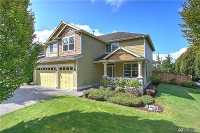 Pierce County Single Family Home For Sale: 7302 225th Av Ct E