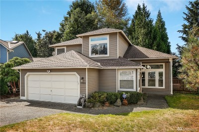 Renton Single Family Home For Sale: 13331 SE 194th Ct