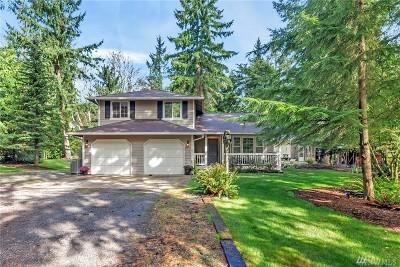 Pierce County Single Family Home For Sale: 11611 382nd St E