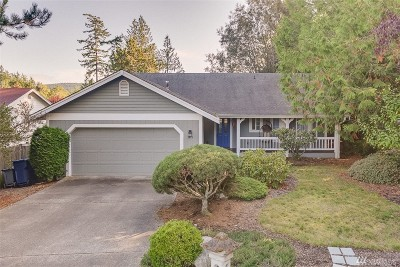 Anacortes Single Family Home For Sale: 2419 29th St
