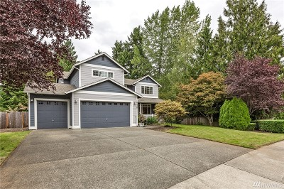Bonney Lake Single Family Home For Sale: 18940 111th St E