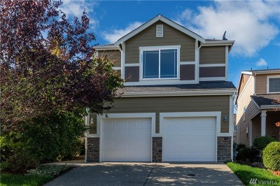 Puyallup Single Family Home For Sale: 18322 114th Ave E