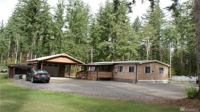 Everson Single Family Home For Sale: 3661 Alm Rd