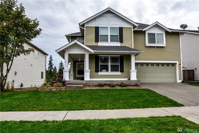 Snohomish County Single Family Home For Sale: 19973 Ravenwood Rd SE