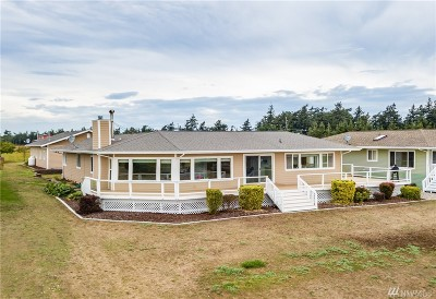 Coupeville WA Single Family Home For Sale: $775,000