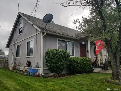 Tacoma Single Family Home For Sale: 813 S Meyers St