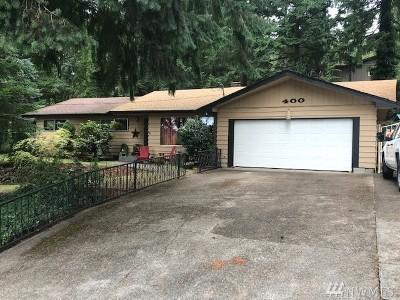 Chehalis Single Family Home For Sale: 400 SE Prospect St