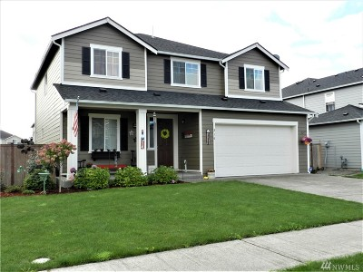Orting Single Family Home For Sale: 210 Fielding St Ct NE