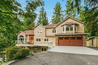0, King County, Pierce County, Snohomish County Single Family Home For Sale: 728 177th Lane NE
