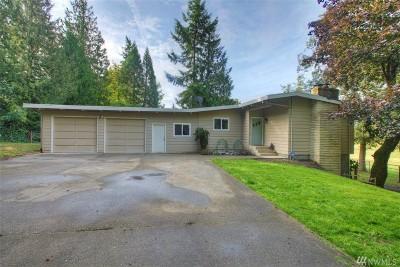 Auburn Single Family Home For Sale: 18525 SE 396th St