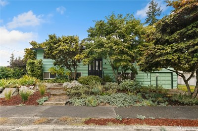 Edmonds Single Family Home For Sale: 8803 209th Place SW