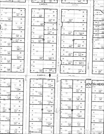 Auburn Residential Lots & Land For Sale: 54 S 348 St