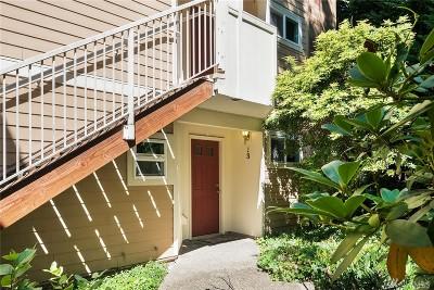 Bellevue WA Condo/Townhouse For Sale: $464,500