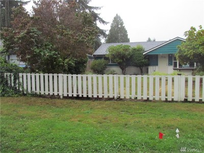 King County Single Family Home For Sale: 14033 Corliss Ave N
