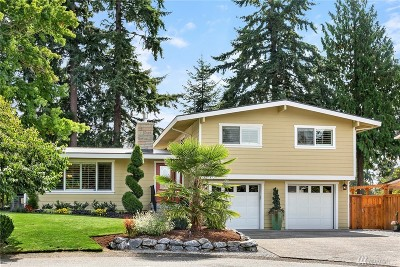 Edmonds Single Family Home For Sale: 9712 228th Place SW
