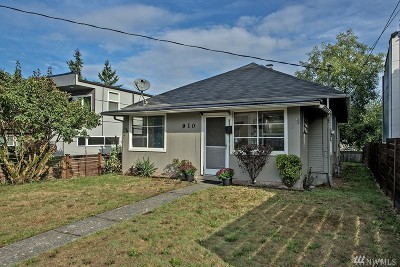 King County Single Family Home For Sale: 910 SW Portland St