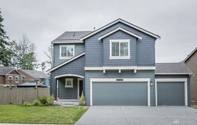 Puyallup Single Family Home For Sale: 16707 80th Av Ct E