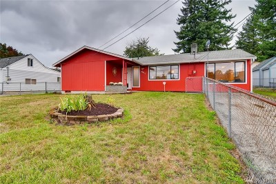 Tacoma Single Family Home For Sale: 8812 S Sheridan Ave