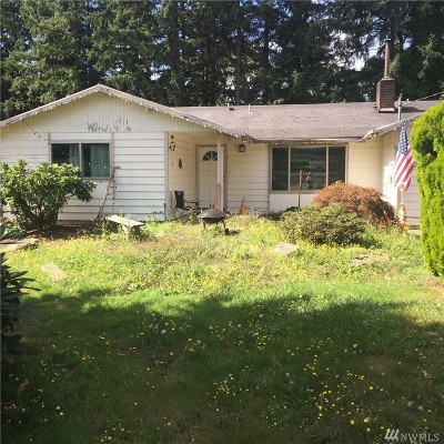 King County Single Family Home For Sale: 14225 169 Ave SE