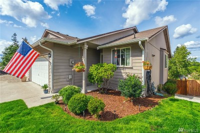 Olympia Single Family Home For Sale: 8532 8th Ct SE
