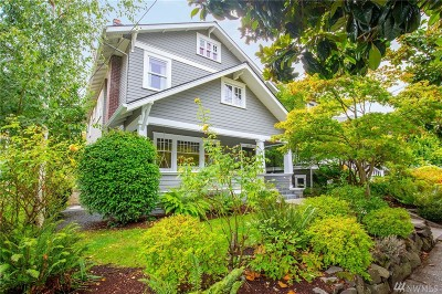 King County Single Family Home For Sale: 3433 E Florence Ct
