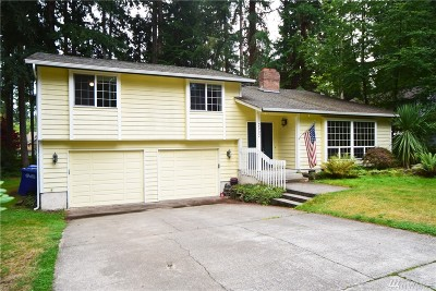 Pierce County Single Family Home For Sale: 2002 45th St Ct NW