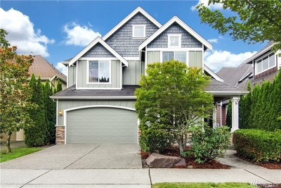 Issaquah Single Family Home For Sale: 2519 34th Ave NE