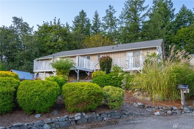 Chehalis Single Family Home For Sale: 280 Winchester Hill Dr