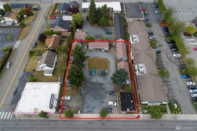 Snohomish County Multi Family Home For Sale: 917 State Ave #1-10
