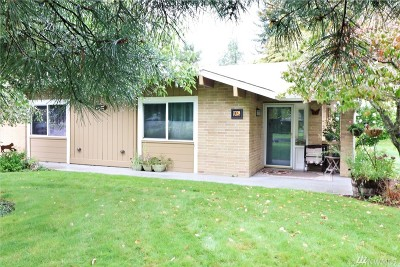 Lacey Condo/Townhouse For Sale: 3300 Carpenter Rd SE #25