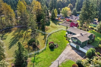 Kent Single Family Home For Sale: 28618 194th Ave SE