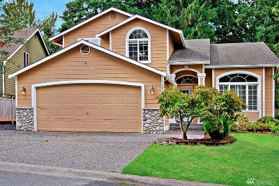 Snohomish Single Family Home For Sale: 12526 54th Dr SE