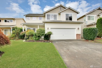 Pierce County Single Family Home For Sale: 16920 119th Av Ct E